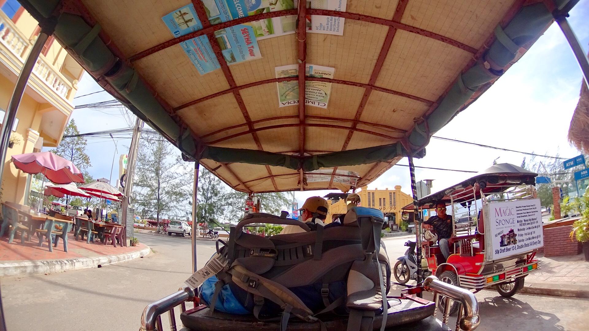 Día 22, Adiós a Koh Rong Samloem