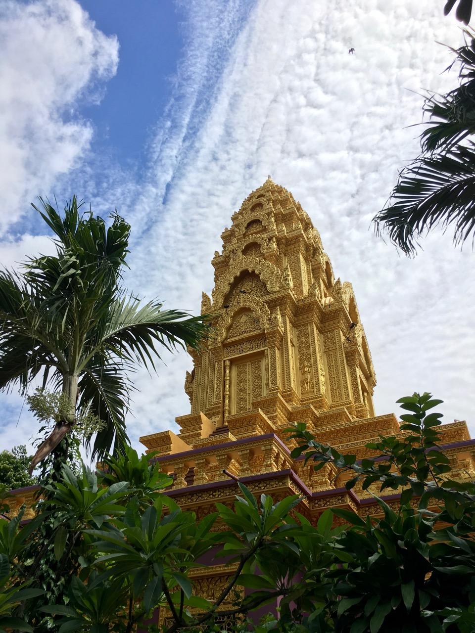 Día 24, Phnom Penh – día 1