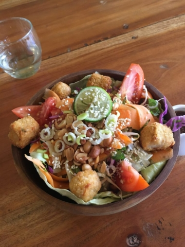 Asian Salad from Tropikal